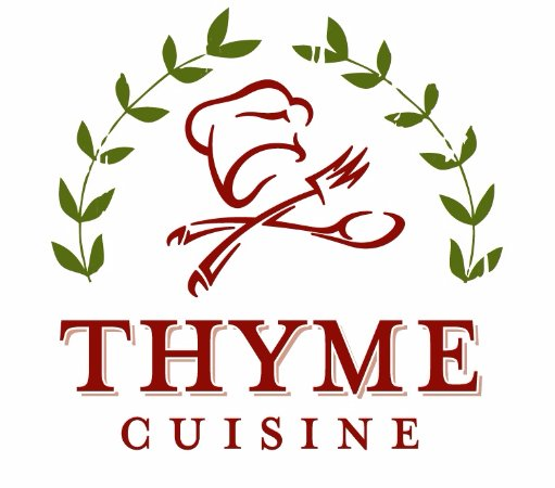 Baileys Harbor, Wisconsin: Thyme Cuisine Logo