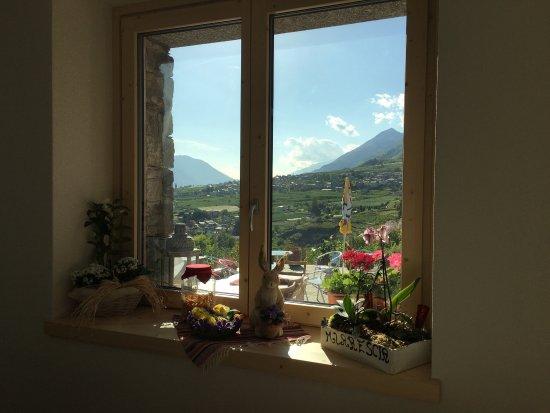 Chiuro, Italië: Vista sulla valle 😊
