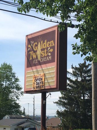 Jeffersonville, IN: Golden Twist