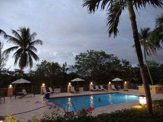 Hampton Inn Key Largo: piscine