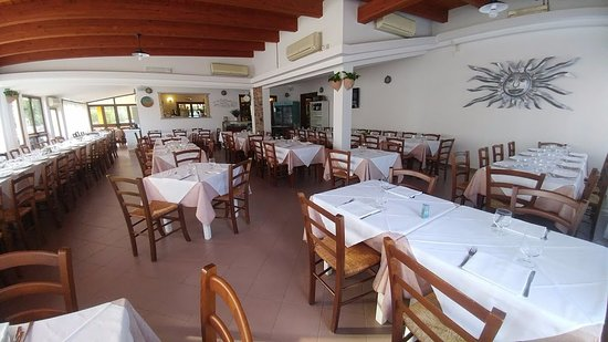 Ristorante Pizzeria Santa Maria : Sala Interna