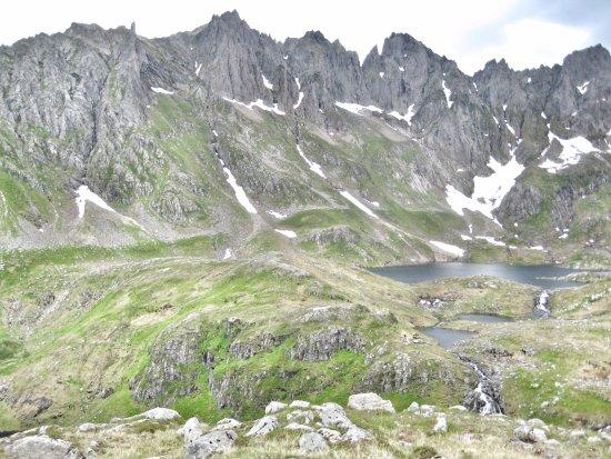 Orsta, Noruega: Molladalen i Ørsta i 2010. Foto: Svein