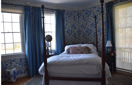 Geneseo, NY: one of the guest rooms