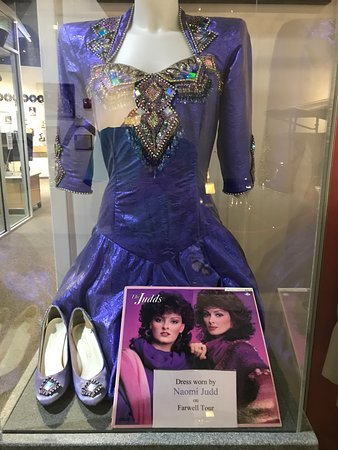 Renfro Valley, KY: worn by Naomi Judd