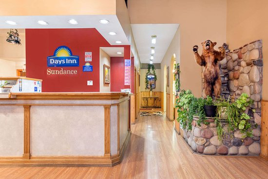 Days Inn Delta Co Hotel Lobby