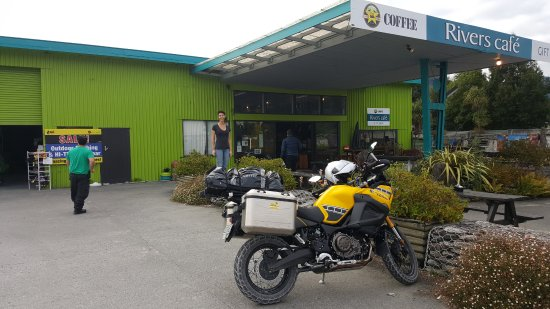 Murchison, New Zealand: Front