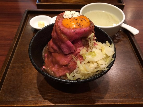 Roast Beef Ohno Akihabara, Chiyoda - Kanda, Akihabara