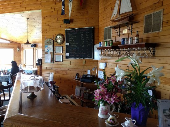 Jacksonport, WI: A Little Bit of Coffee
