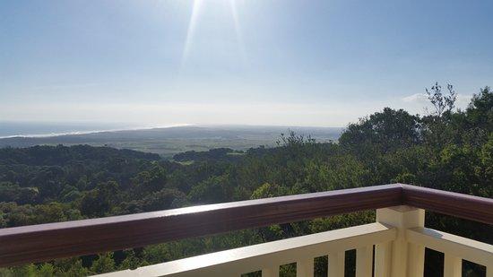 Cape Schanck, Austrália: View from room balcony