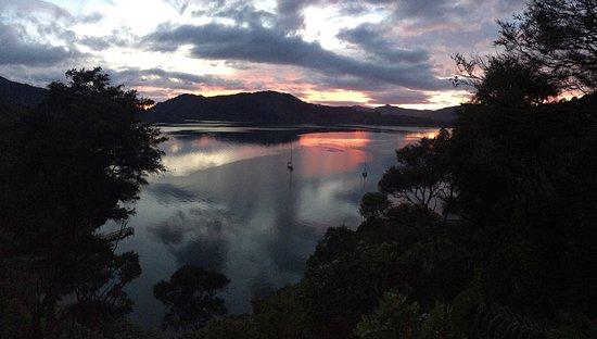 Arthurs Bay, Nueva Zelanda: Bay of Many Coves