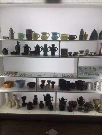 Estonian Museum of Applied Art & Design : well presented displays
