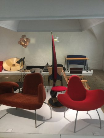 Estonian Museum of Applied Art & Design : a real Scandinavian feel to this Estonian furniture