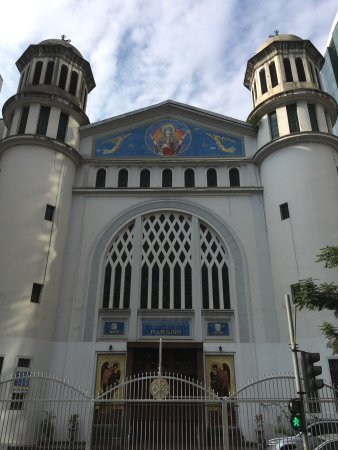 Eparquia Nossa Senhora do Paraiso