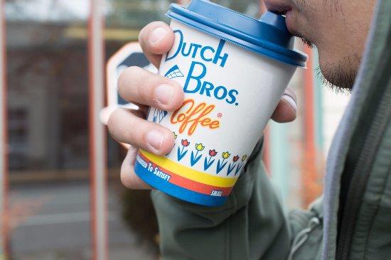Grants Pass, OR : Rico cafè