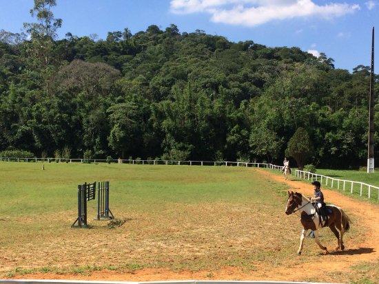 Espaço dos Cavalos