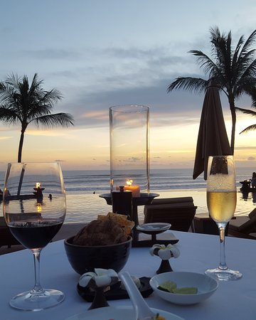 unforgettable sunset dining