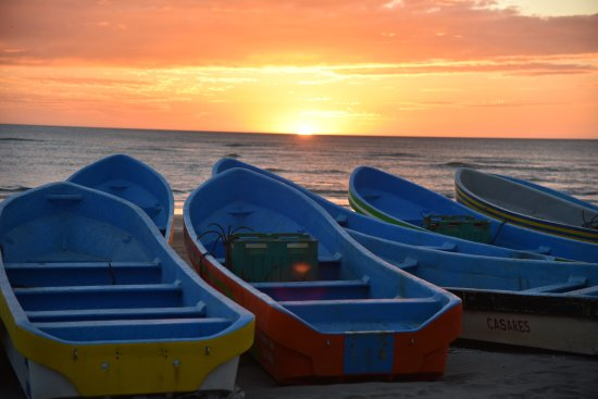 Casares, Νικαράγουα: Sunset