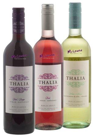 Melizana: New Greek wines are here!