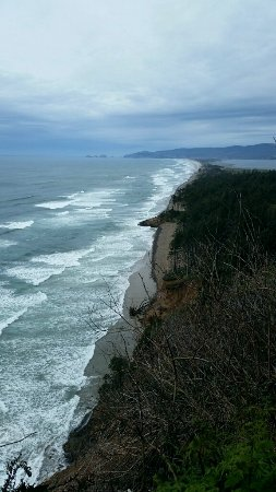 Tillamook, Oregón: Cape Lookout from the North Trail