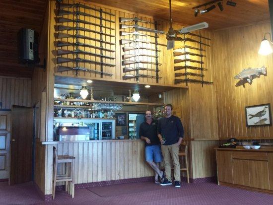 Rotoiti, Nueva Zelanda: Bar