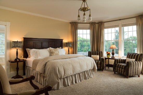 Greenville, ME: Spacious guest rooms