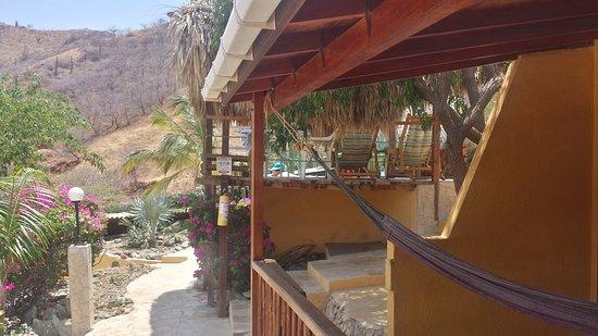 Casa Los Cerros: El lugar es hermoso