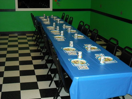 Chehalis, WA: Private party rooms for all special occasions!