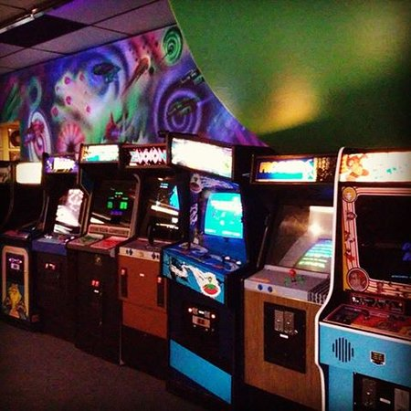Chehalis, Etat de Washington : Everyone's favorite classic arcade games
