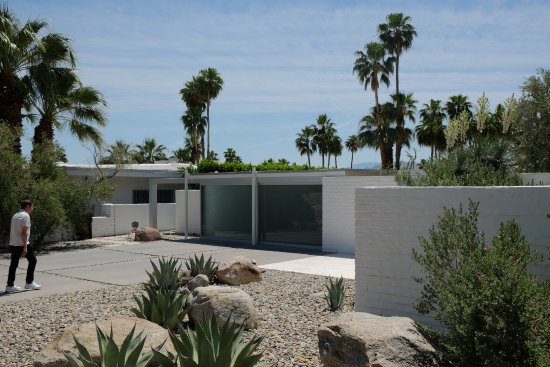 Frank Sinatra House Picture Of The Modern Tour Palm Springs
