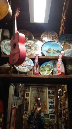 D co toilettes picture of bistrot de l 39 horloge sete tripadvisor - Deco toilettes ...