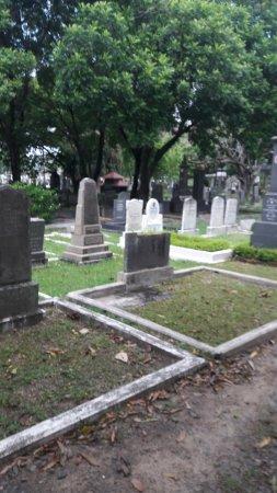 Borella Kanatte Cemetery: Buddhist section