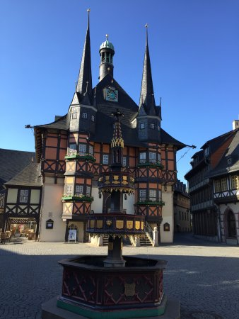 Toenhall Picture Of Travel Charme Gothisches Haus Wernigerode