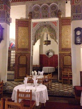 "Palais de Merinides : Beautiful ""Riad"" of the 14th century"