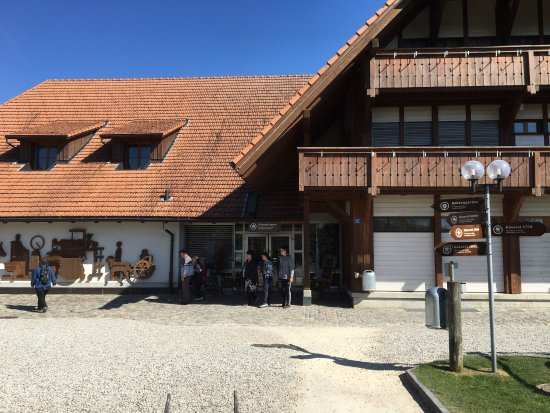 Affoltern im Emmental, Switzerland: Emmentaler Schaukaeserei