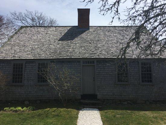 Vincent House Museum: Exterior View