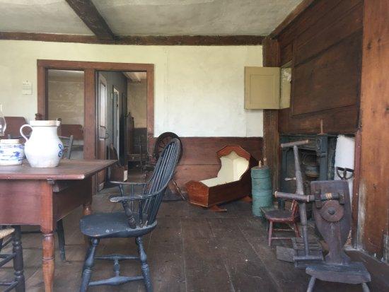 Vincent House Museum: Interior View