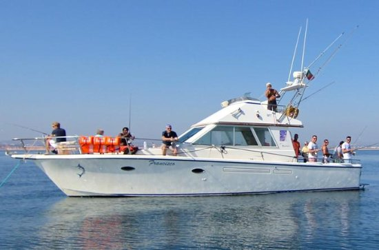 Private fisketurer fra Vilamoura