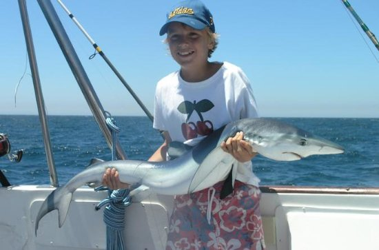 Shark Fishing fra Vilamoura