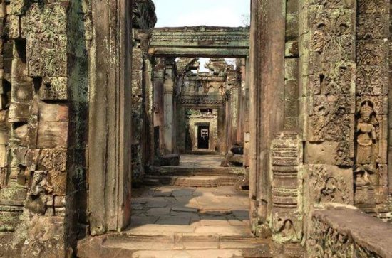 Half-Day Preah Khan and Neak Pean