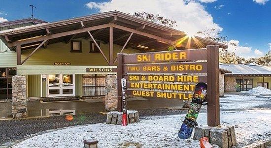 ski rider hotel perisher valley australia reviews. Black Bedroom Furniture Sets. Home Design Ideas