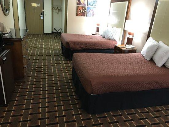 Canton, IL: Double room
