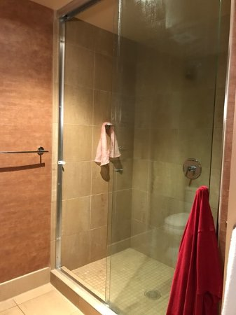 Hogansburg, Nova York: Excellent shower-soft water.
