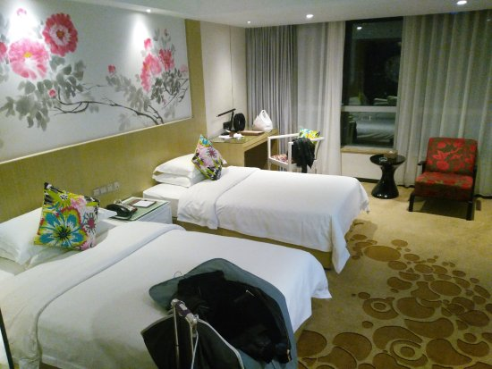 Baigao Business Hotel Guangzhou Baiyun Road Photo