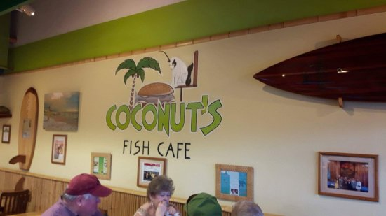 Coconut S Fish Cafe Kihei