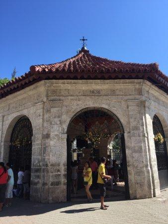 Photo of Historic Site Magellan's Cross at Cebu City, Philippines