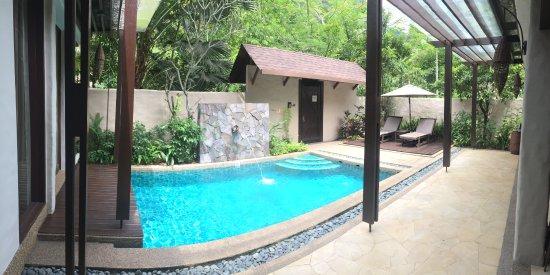 The Banjaran Hotsprings Retreat: Garden Villa