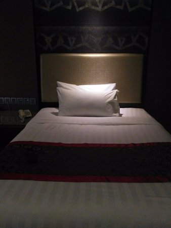 Super Twin Size Mattresses Picture Of Hotel Grand Paragon Johor Bahru Tripadvisor