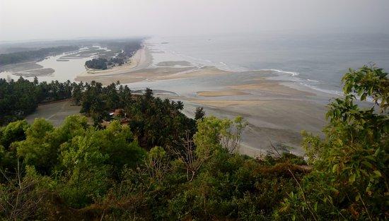 Sai Vishram Byndoor: Viewpoint close to resort