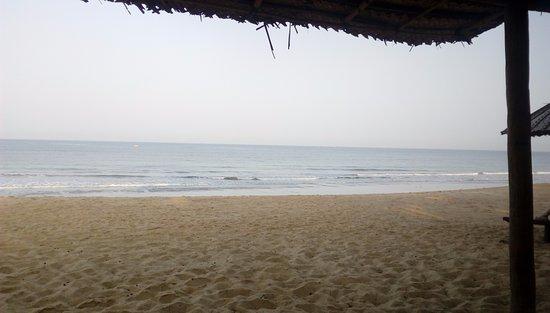 Sai Vishram Byndoor: Resort beach
