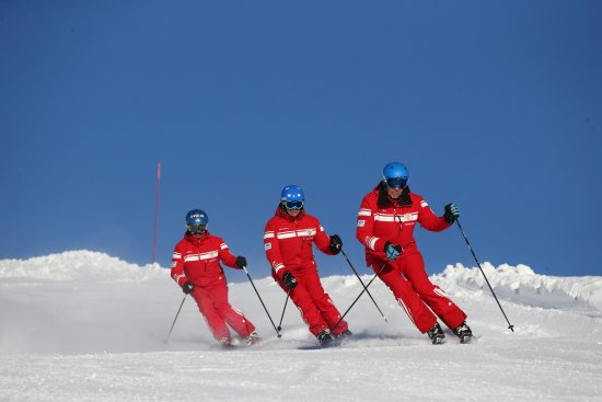 Swiss Ski School Villars